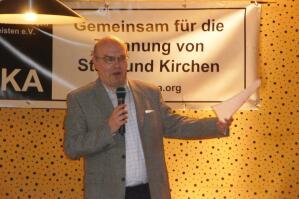 Gerhard Rampp, Stellvertr. Vorsitzender DGHS